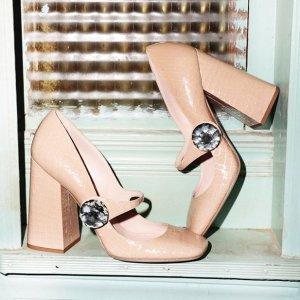 15% OffDealmoon Exclusive: Saks Fifth Avenue MiuMiu Shoes Sale