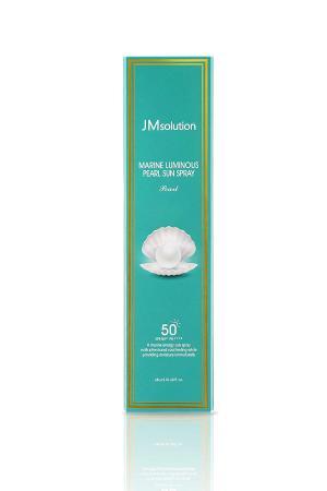 2件 ¥51白菜价:JMsolution 青光海洋珍珠防晒喷雾 180ml
