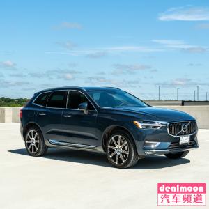 集颜值和安全于一身的绅士座驾DM试驾 Volvo XC60 豪华紧凑型SUV