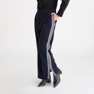 Sloane Pants - Navy – Petite Studio