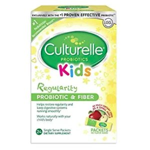 From $15.3 Culturelle Kids & Baby Daily Probiotic Packets Dietary Supplement @ Amazon
