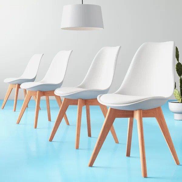 软垫侧椅 4件