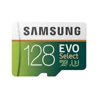 Samsung 128GB 100MB/s (U3) MicroSDXC 存储卡