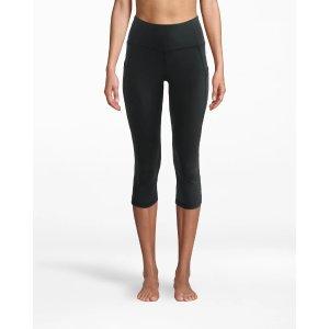 Nicole MillerSolid Capri Legging