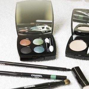 满额8.5折Chanel  美妆护肤香水热卖 收节日限量压花眼影