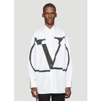 Valentino 印花衬衫