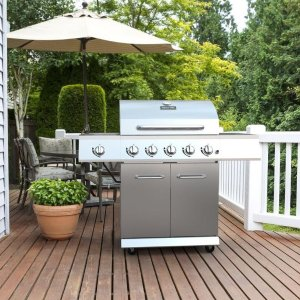 Up to 20% offSelect Grills and Smokers on Sale @ The Home Depot