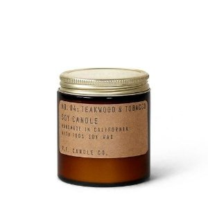 P.F. Candle Co.No. 4 柚木烟草 香氛蜡烛