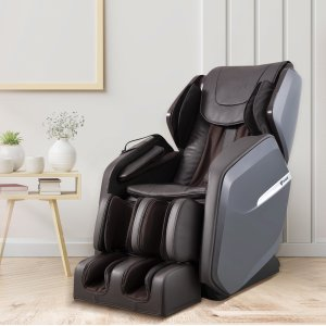 Dealmoon Exclusive: Aront Massage Chair,Zero Gravity Massage Chair Recliner with SL Track