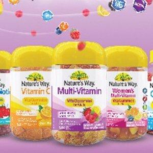 低至5折 护肤保健品都有Priceline 日护保健品限时大促 收NW家水果凝胶糖
