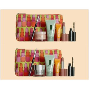 Clinique8-pc free gift