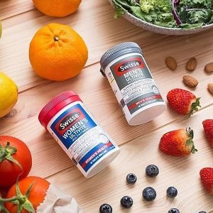Up to 40% OffDealmoon Exclusive: Swisse Vitamins and Supplements Sitewide Sale