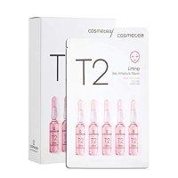 Cosmetea T2 紧致提拉茶精粹安瓶面膜