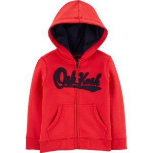 Oshkosh男小童卫衣