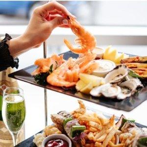 $79(原价$127) 五星万豪酒店餐厅Essence Restaurant at Marriott 墨尔本豪华海鲜双人餐团购