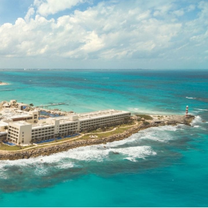 From $577US Cities - Cancun Airfare + Hotel Package