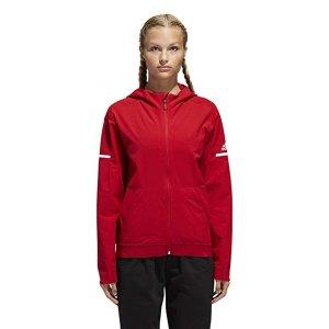售价$22.5起,码全!Adidas 女士运动外套 5色选 青春运动style