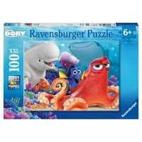 Ravensburger Disney Pixar 寻找多利 100片