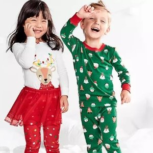 Today Only: As Low As 68% Off + 3X Points + Fun Cash + Free ShippingAmerica's FAVORITE Jammies Sale @ Carter's