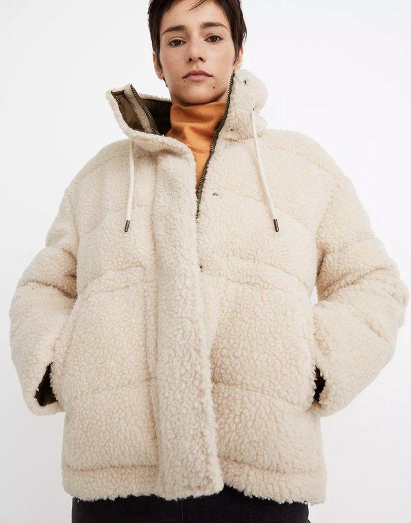 毛茸茸外套