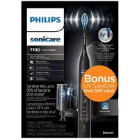 Philips Sonicare ExpertClean 7700 电动牙刷 黑色