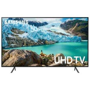 65吋$599.99 55吋$449.99提前享:Samsung RU7100 系列 4K 超高清 HDR 智能电视