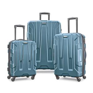 限时秒杀¥1884Samsonite  Centric 硬壳旅行箱 20寸 24寸 28寸三件套