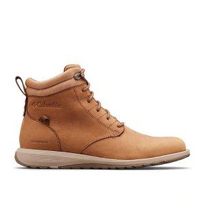 Columbia男款防水靴