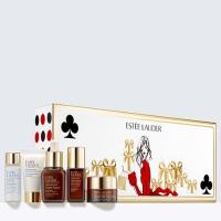 Estee Lauder 明星护肤5件套 含小棕瓶、微晶水