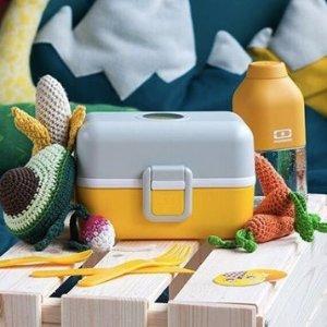 7.5折优惠Monbento 超可爱儿童餐盒特卖
