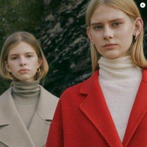 低至4折+额外8.5折 反季囤W Concept  简约高级时尚 最后时机收韩国潮牌