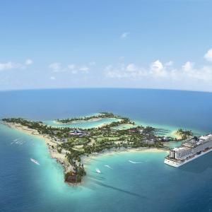 7天西加勒比游轮 迈阿密出发 停靠MSC游轮私家小岛