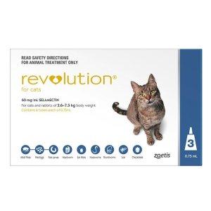 猫咪内驱虫药 2.6 - 7.5kg