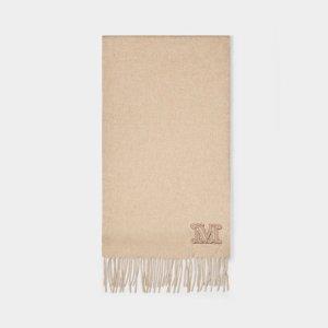 Max Mara羊绒围巾