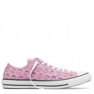 ConverseX Hello Kitty Chuck Taylor All Star Low 帆布鞋
