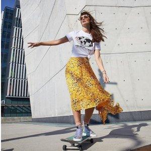 额外8折 $20起AQUA时尚单品专场 $55收平价Rachel Bag