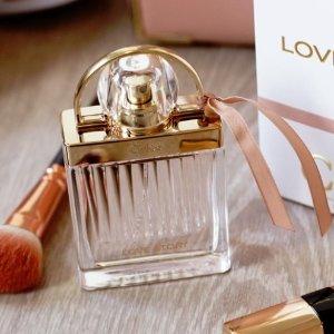 Chloe Love Story Eau de Parfum Spray, 1.7 Ounce @ Amazon
