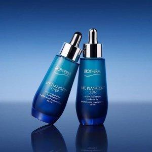 无门槛7折独家:Biotherm 护肤产品大促 收冻龄小蓝瓶、奇迹水