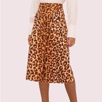Kate Spade panthera 豹纹半身裙