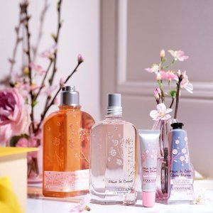 20% Off SitewideFriends and Family Sale @ L'Occitane