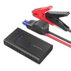 仅需$20.99RAVPower 400A 超便携汽车电瓶启动电源
