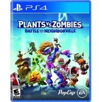Electronic Arts 植物大战僵尸 PS4 实体版