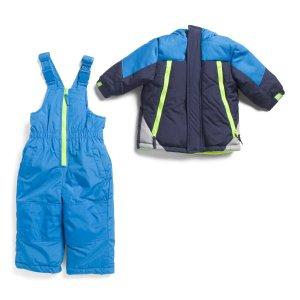 $3起 封面滑雪套装$10手慢无:T.J. Maxx 儿童商品清仓价再刷新