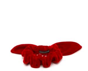 HOUSE OF LAFAYETTE  Velvet bow hair tie