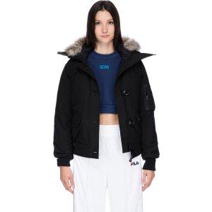 Canada Goose防寒-20°C- Chilliwack 飞行员羽绒服