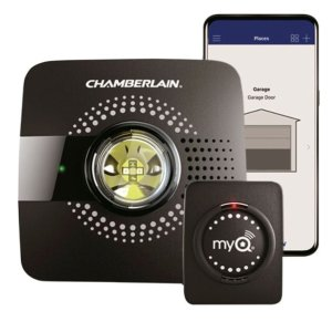 Chamberlain MyQ Smart Garage Hub Black