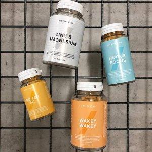 独家3.7折+满送GlossyBox 先到先得黑五价:MyVitamins 新品抗糖胶囊、胶原蛋白椰子油、玻尿酸精华片热卖