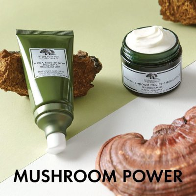 $20 Off with $45 Purchase + Free GiftsDealmoon Exclusive: Origins Mega-Mushroom Products Sale