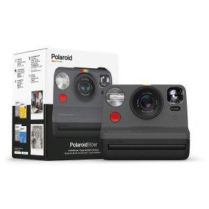经典相纸$24起Polaroid宝丽来 Now 拍立得相机低至$143