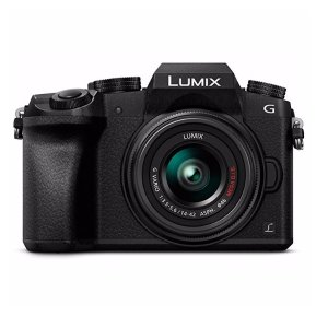 $497.99 (原价$797.99)PANASONIC LUMIX G7 + 14-42mm OIS 镜头